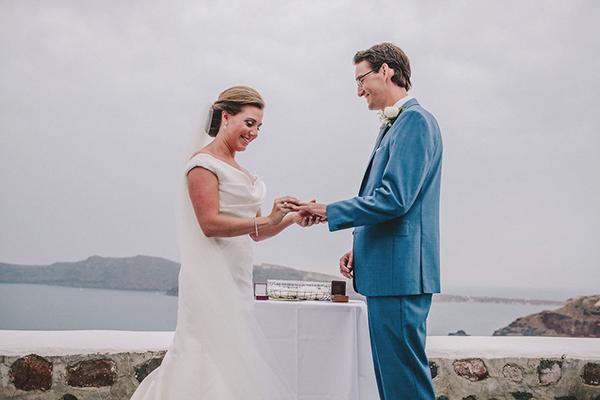 σαντορινη-γαμος