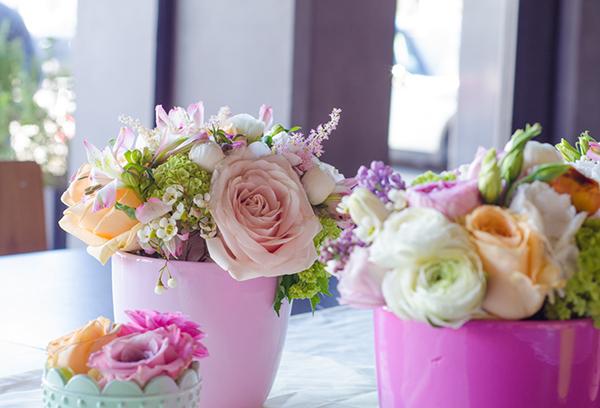 στολισμος-βαπτισης-κοριτσιου-ροζ-χρωματα