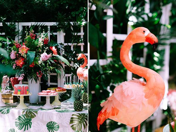 flamingo-βαπτιση