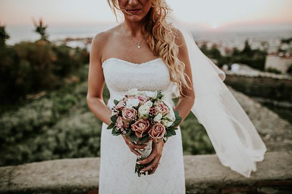 5e4d360b5e6e Ρομαντικος καλοκαιρινος γαμος στη Θεσσαλονικη - EverAfter