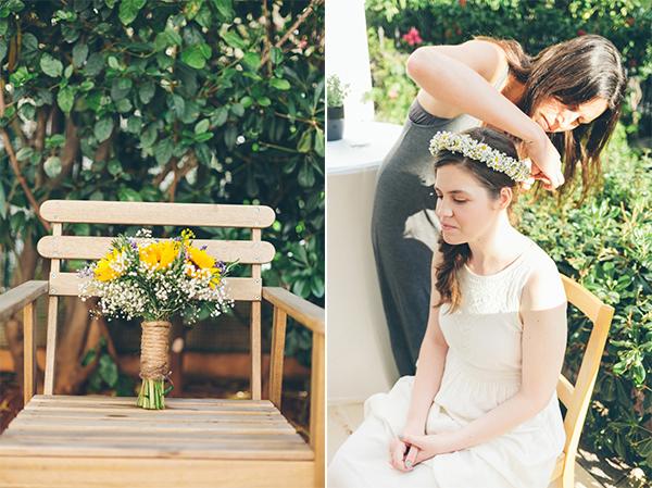 λουλουδια-γαμου-ηλιοτροπια