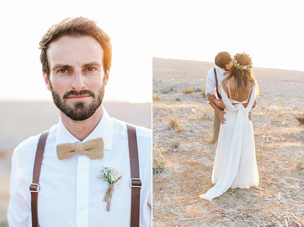 3eaf4a511cc Boho γαμος στην παραλια | Lara & Gary - EverAfter