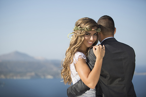 Ρομαντικος γαμος στα Χανια  35fa4c07339