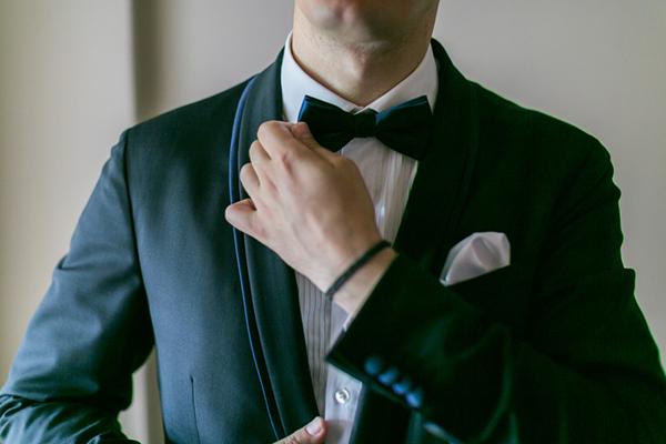 παπιγιον-γαμπρος-γαμος