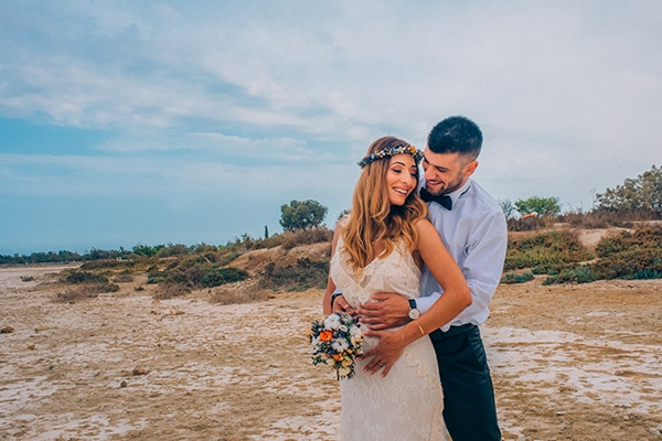 97bd8162d403 Boho chic γαμος με φθινοπωρινα χρωματα