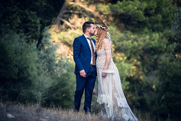 a4a3c4170610 Πανεμορφος bοho γαμος | Στρατουλα & Ασημενος - EverAfter
