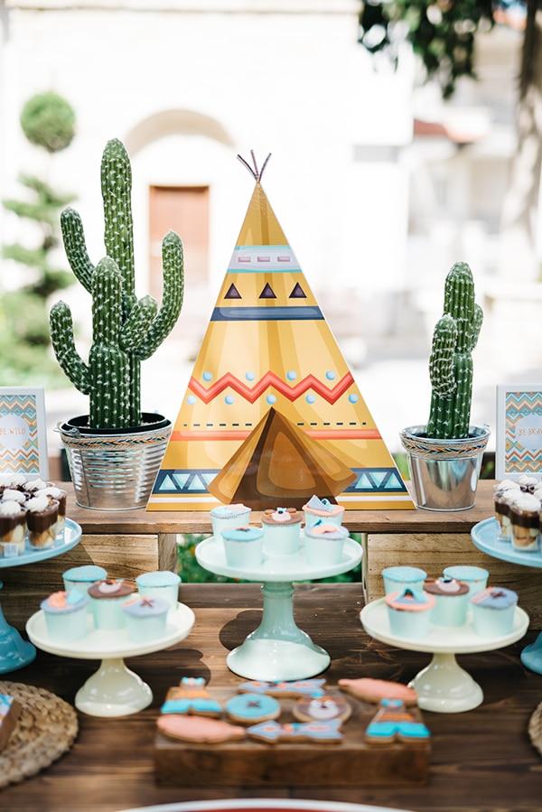 tribal-woodland-themed-beautiful-baptism-ideas_04