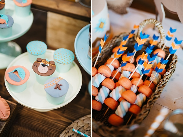 tribal-woodland-themed-beautiful-baptism-ideas_06A