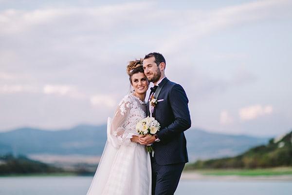 Ρομαντικός φθινοπωρινός γάμος στην Κοζάνη | Ειρήνη & Φώτης