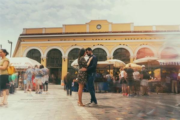Πανέμορφο ρομαντικό βίντεο γάμου | Νατάσα & Σπύρος