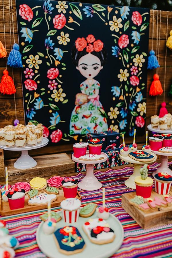 colorful-bohemian-baptism-ideas-theme-frida-kahlo_01