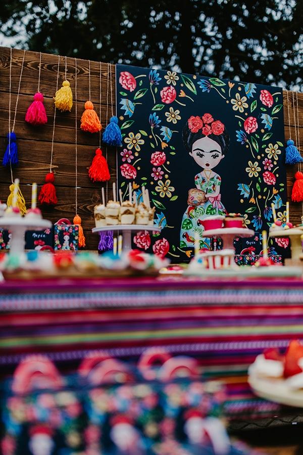 colorful-bohemian-baptism-ideas-theme-frida-kahlo_12x