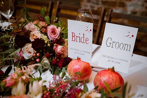 boho-fall-wedding-stunning-decoration-pomegranate_18
