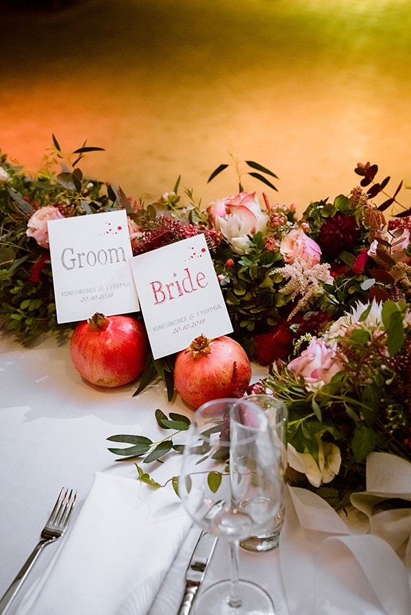 boho-fall-wedding-stunning-decoration-pomegranate_19