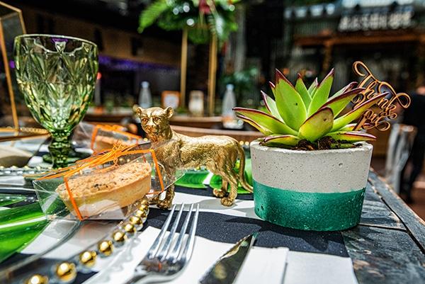 impressive-tropical-theme-boy-baptism-emerald-green-gold-hues_03