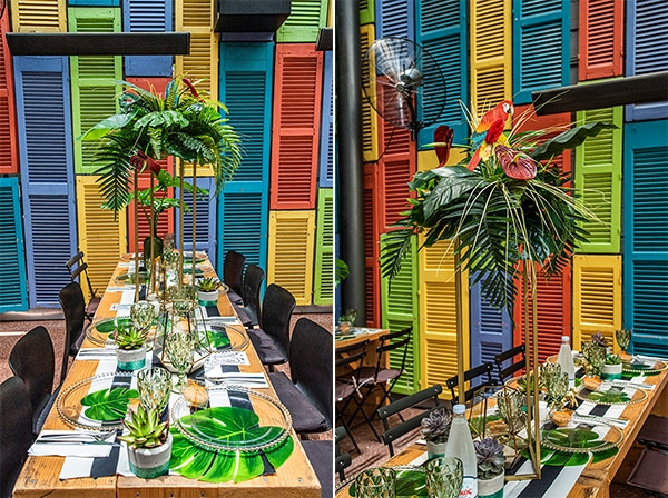 impressive-tropical-theme-boy-baptism-emerald-green-gold-hues_15A