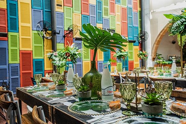 impressive-tropical-theme-boy-baptism-emerald-green-gold-hues_22
