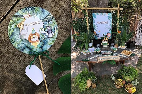 beautiful-decoration-ideas-tropical-themed-boy-baptism_03A